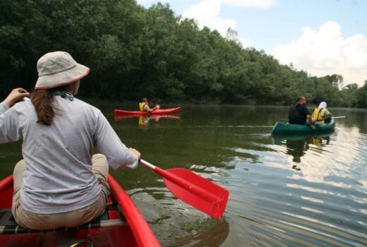 Danube River Rafting and Canoeing