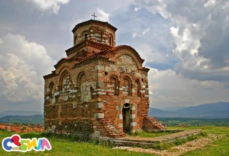 Crkva Svete Trojice Gornji Matejevac
