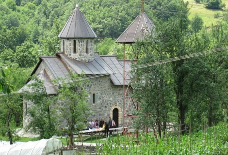 Mažići Monastery