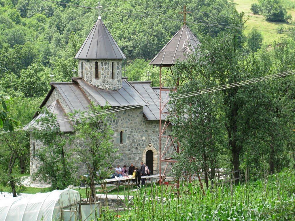 Manastir Svetog Georgija Mažići