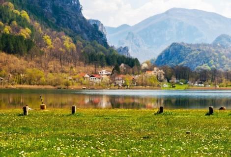 Herzegovina Lodges rural complex Borac Lake Konjic