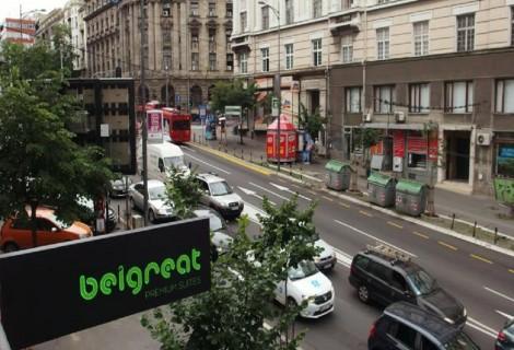 Belgreat Premium apartmani Beograd