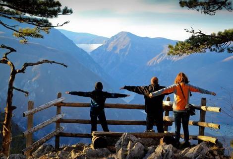 West Serbia Hiking Tour 1