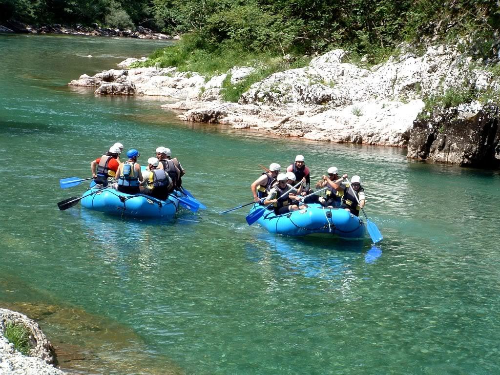 Rafting on Tara River Montenegro – 2 days