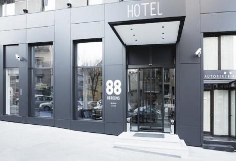 Hotel 88 Rooms Beograd