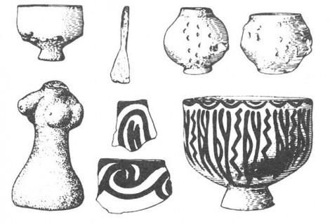 Starcevo – 5800-5000 BC
