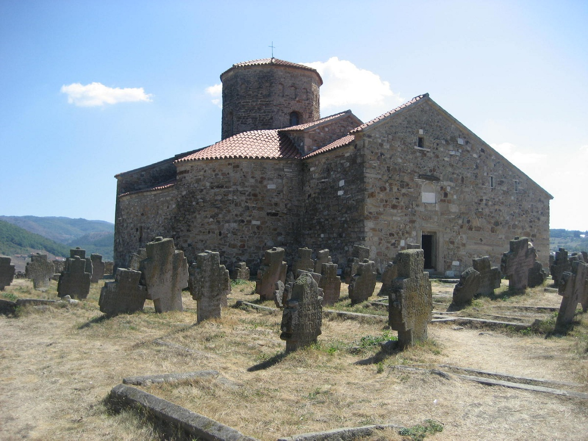 Saint Apostles Peter and Paul Church Ras Novi Pazar
