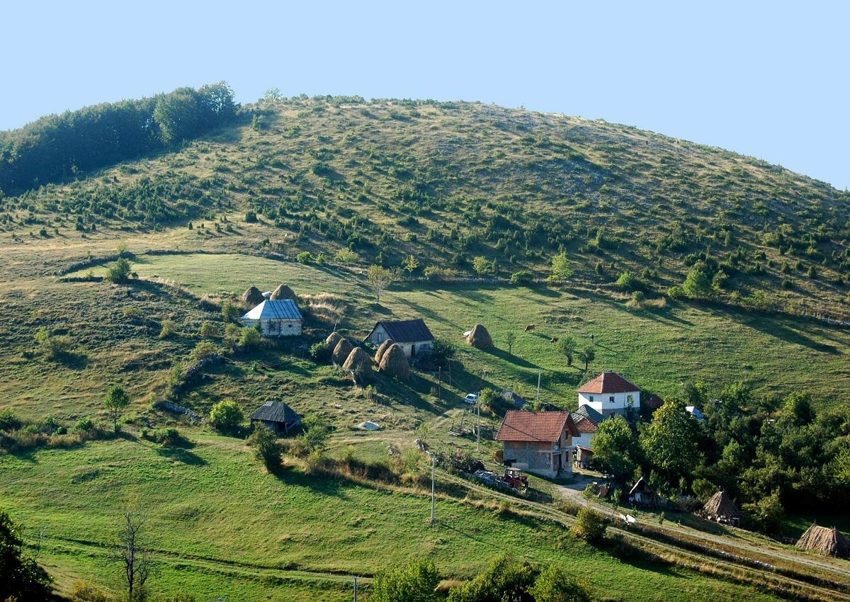 Stitkovo old Vlach village Stitkovo