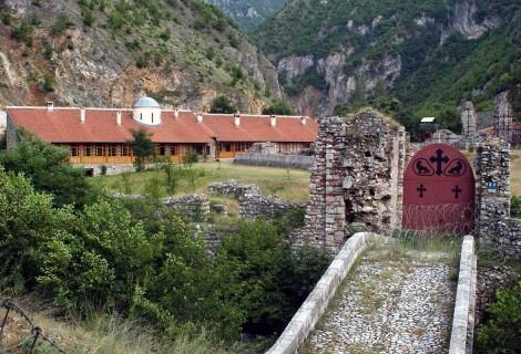 Holy Archangels Monastery Prizren