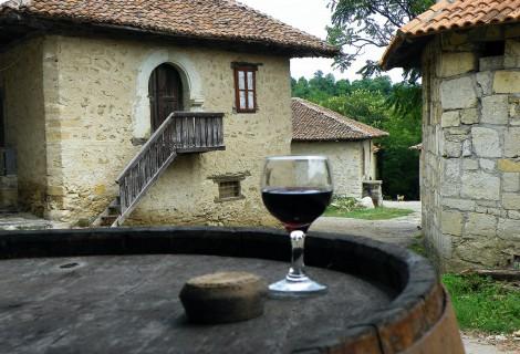 Rajac Wineries – Rajacke Pimnice wine cellars