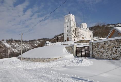 Nova Pavlica Monastery