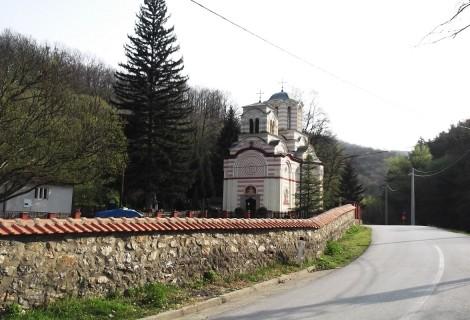 Manastir Tuman