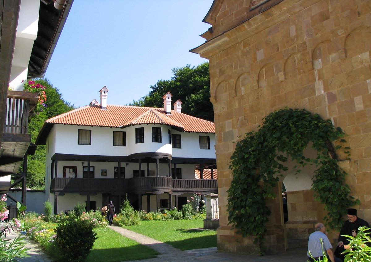 Vraćevšnica Monastery