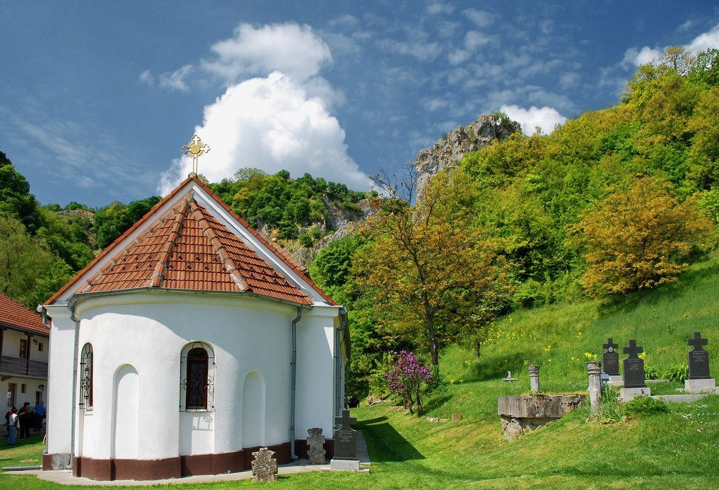 Vratna Monastery