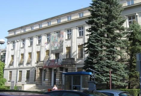 Matica Srpska Gallery Novi Sad