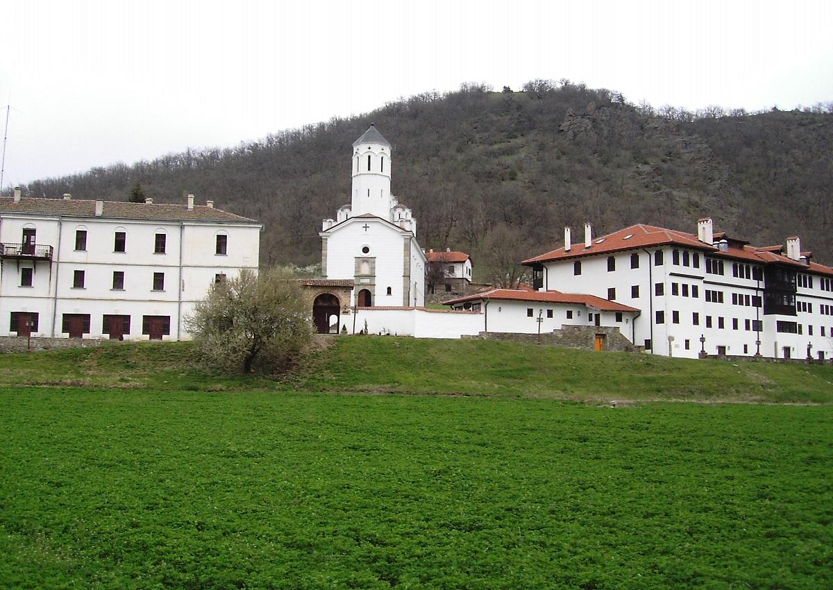 Saint Prohor of Pcinja Monastery