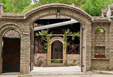 Kurilic Farm and Winery Nestin village