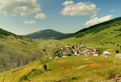 Lukomir Highland Village Hike