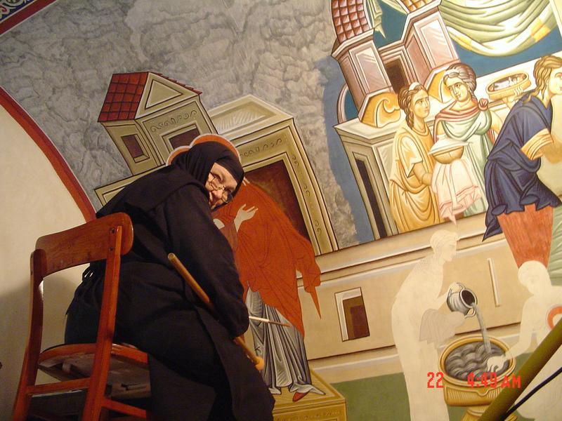 Sokolica Monastery