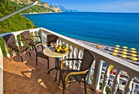 Poseidon Hotel Budva Jaz Beach