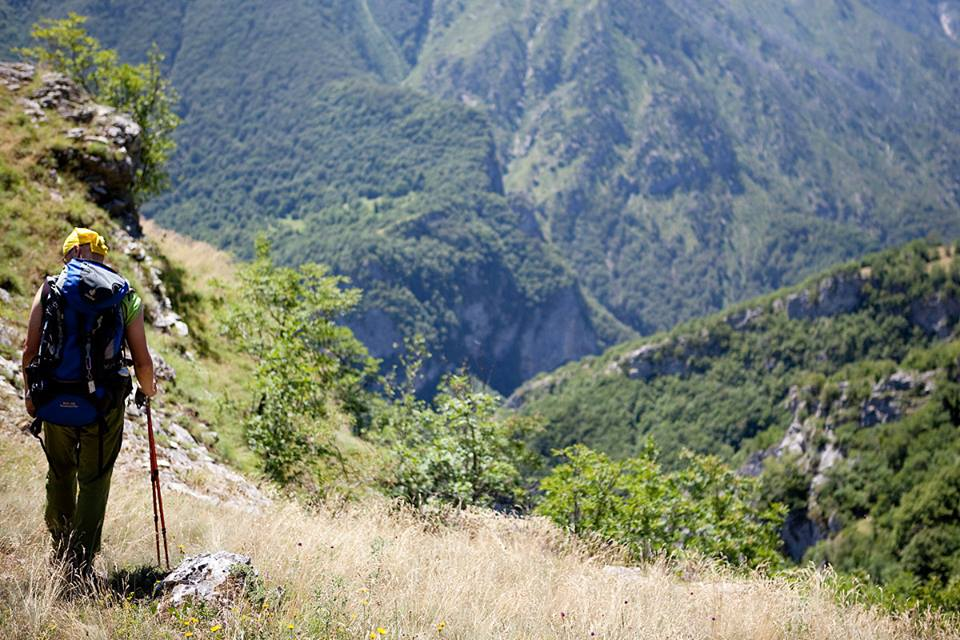 Seven Watermills and Cascades Walk