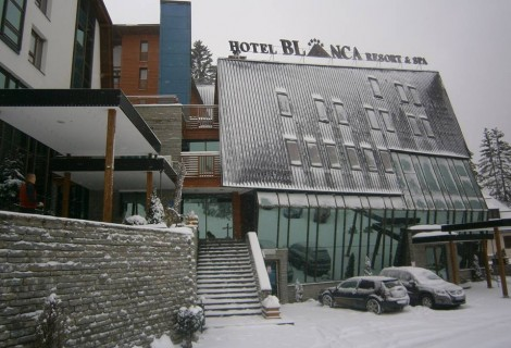 Blanca Resort & Spa Hotel Vlasic
