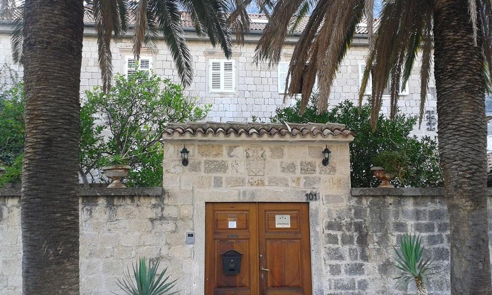 Palazzo Radomiri Hotel Dobrota Kotor