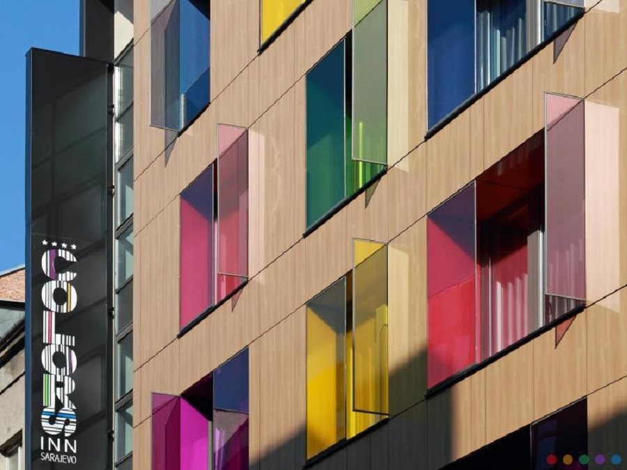 Colors Inn Hotel Sarajevo