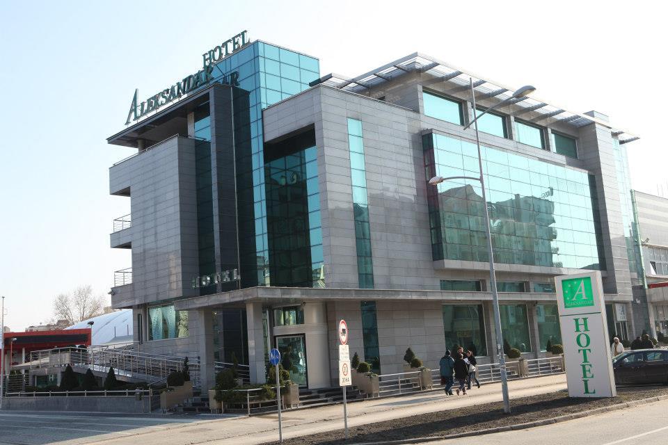 Hotel Aleksandar Novi Sad