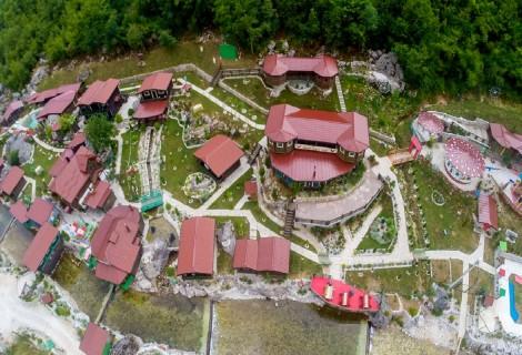 "Eco Village complex ""Raj u Raju"" Konjic"