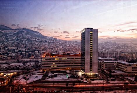 Novotel Bristol Hotel Sarajevo