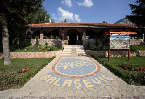 Balasevic Hotel Rtanj Mountain