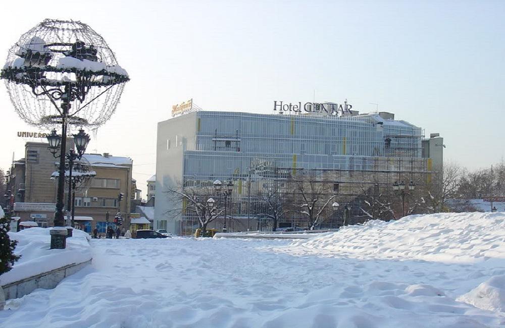 Hotel Centar Novi Sad