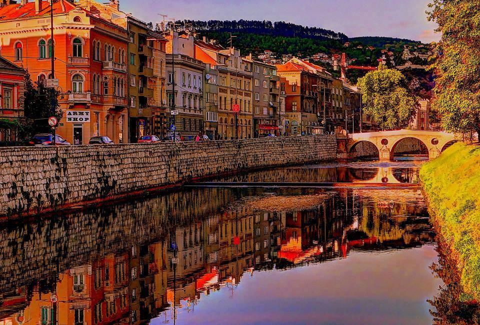 Latinski most Hotel Sarajevo