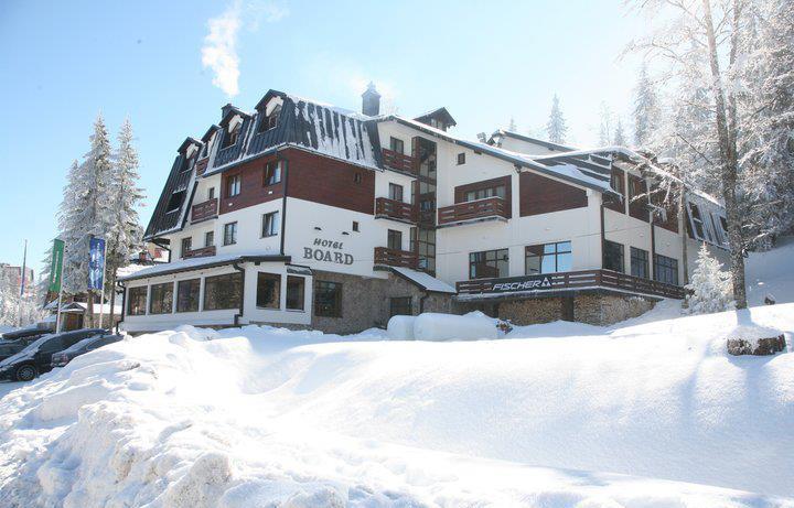 Board Hotel Jahorina Mountain