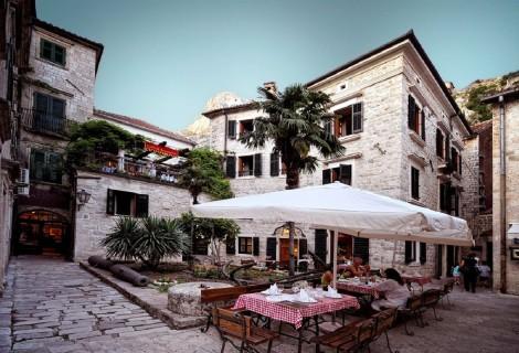 Monte Cristo Hotel Kotor