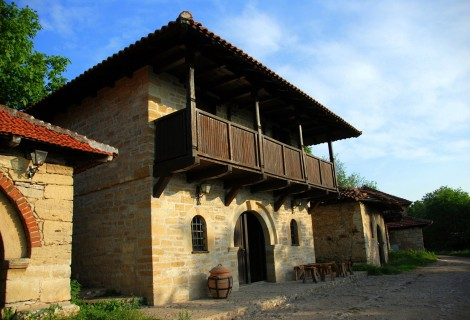 Rajac Wineries accommodation Saint Tryphon Winery