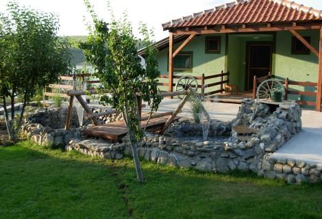 Dobra village Djerdap accommodation 124