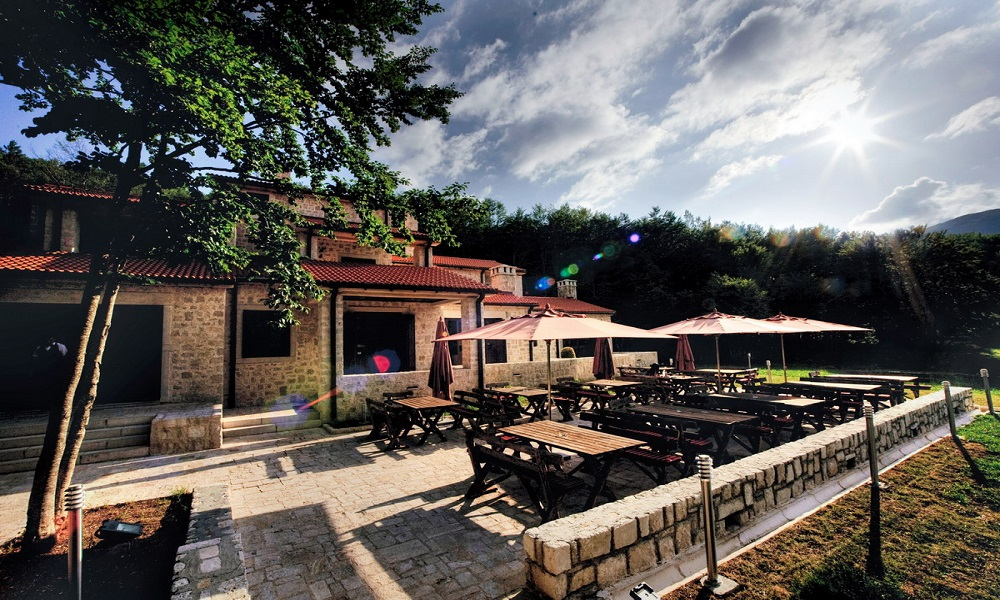Ivanov konak Hotel Ivanova korita Cetinje