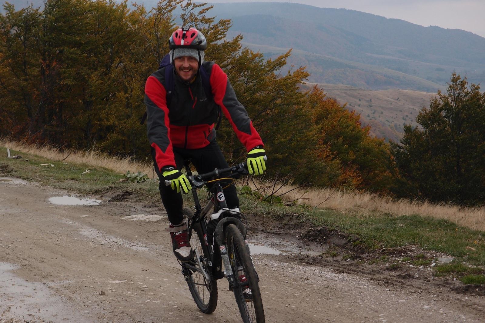 Biciklizam po planinama jugozapadne Srbije