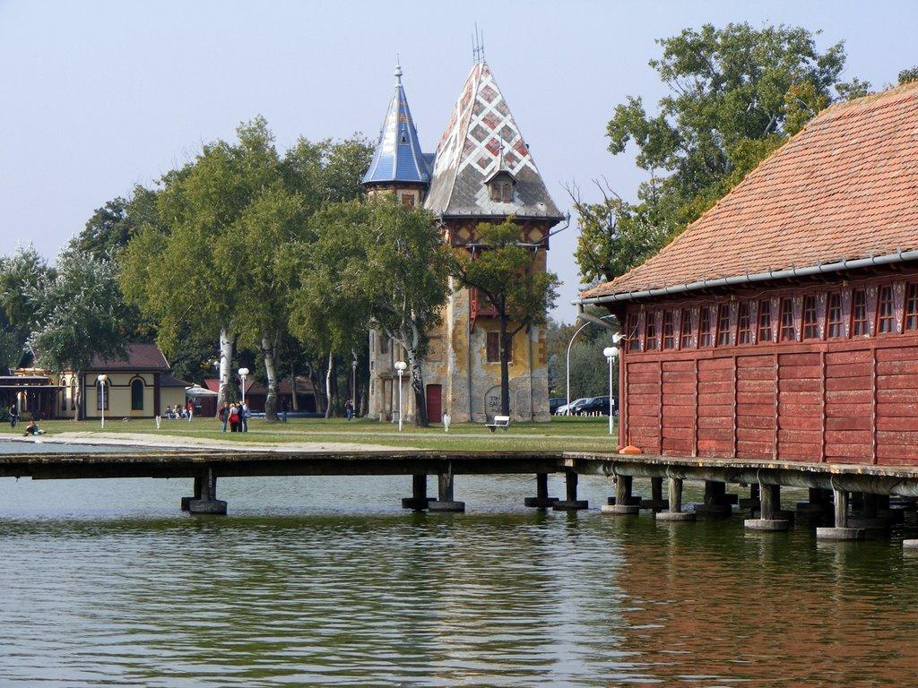 Palićko jezero