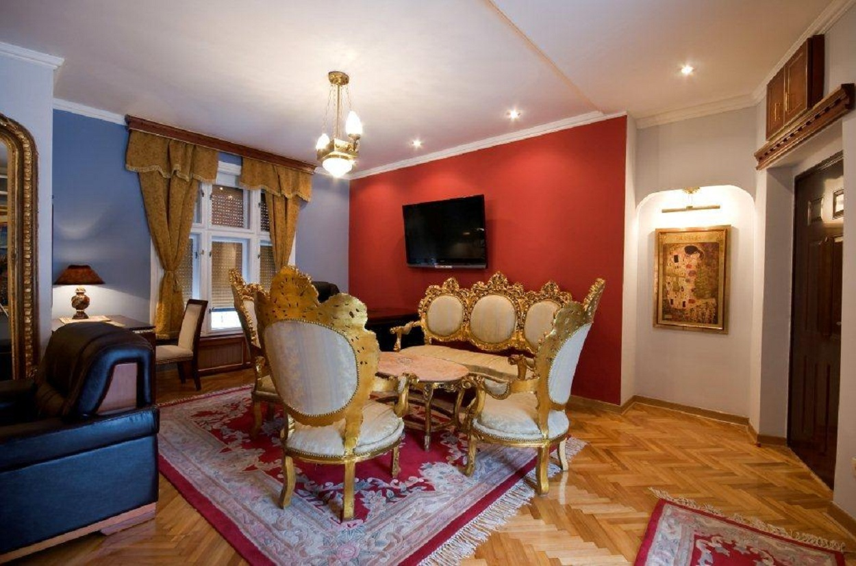 Traveling Actor Hotel Belgrade