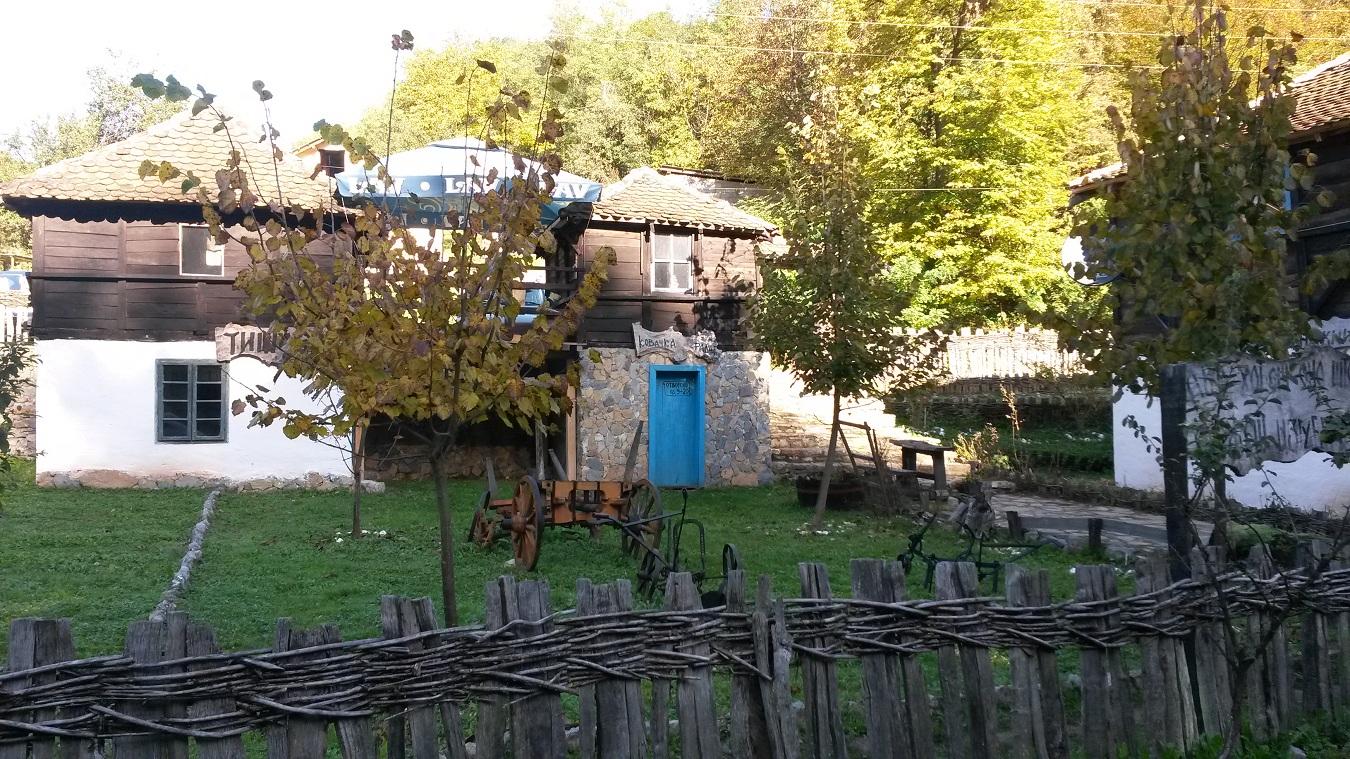 Tronoski vajati traditional settlement Tronosa