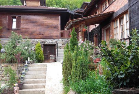 Zavicaj Traditional settlement Zvecan Rural Tourism
