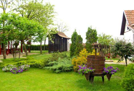 Djordjevic Salas Farm Palic Lake accommodation