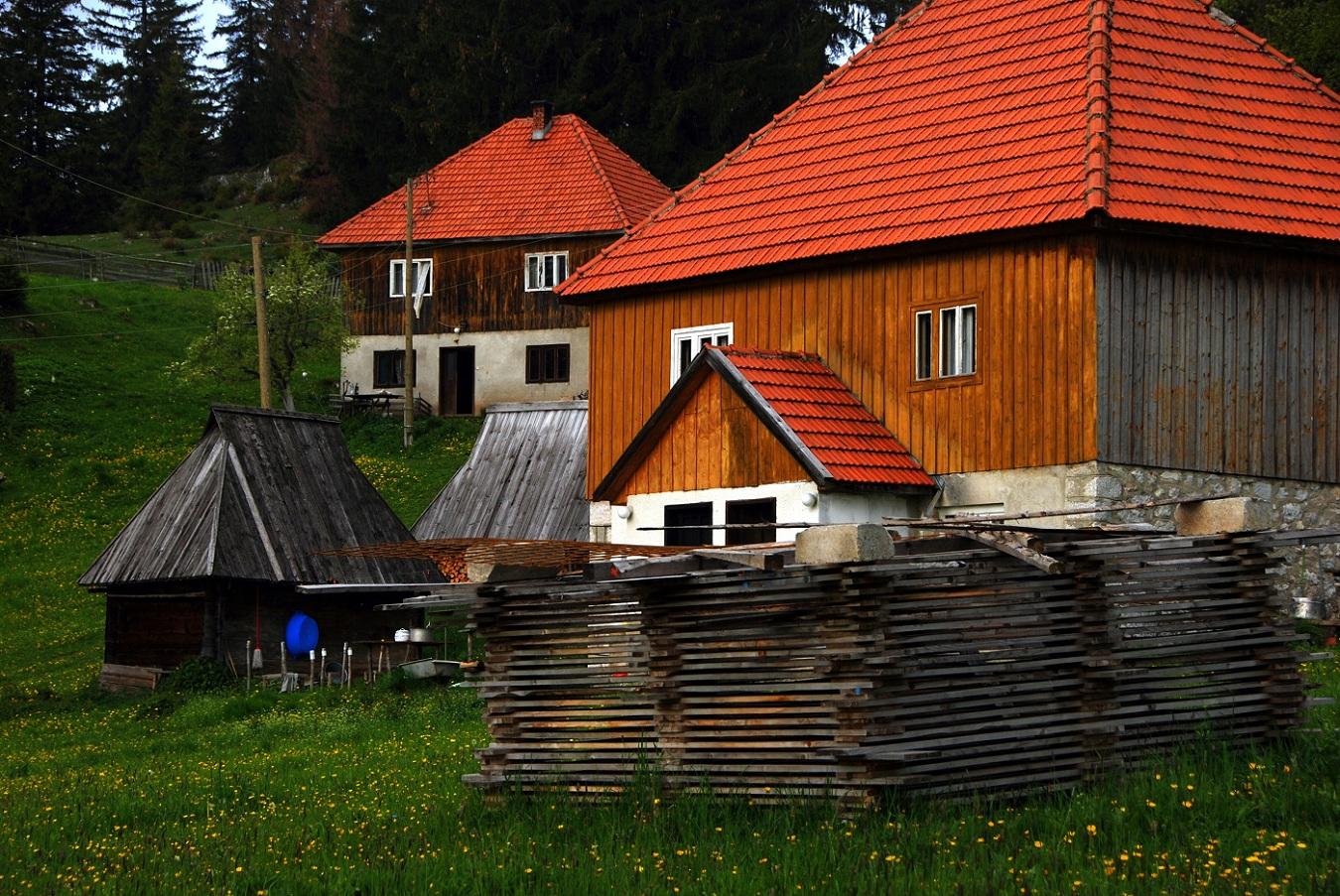 Prijepolje rural tourism – Kamena Gora rural household 069