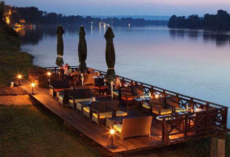 Hotel Danubia Park Veliko Gradište Srebrno jezero