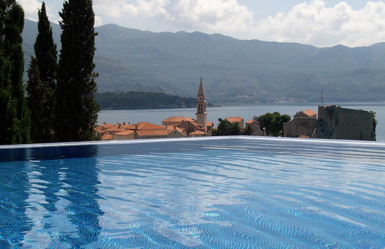 Hotel Avala Resort i Vile Budva