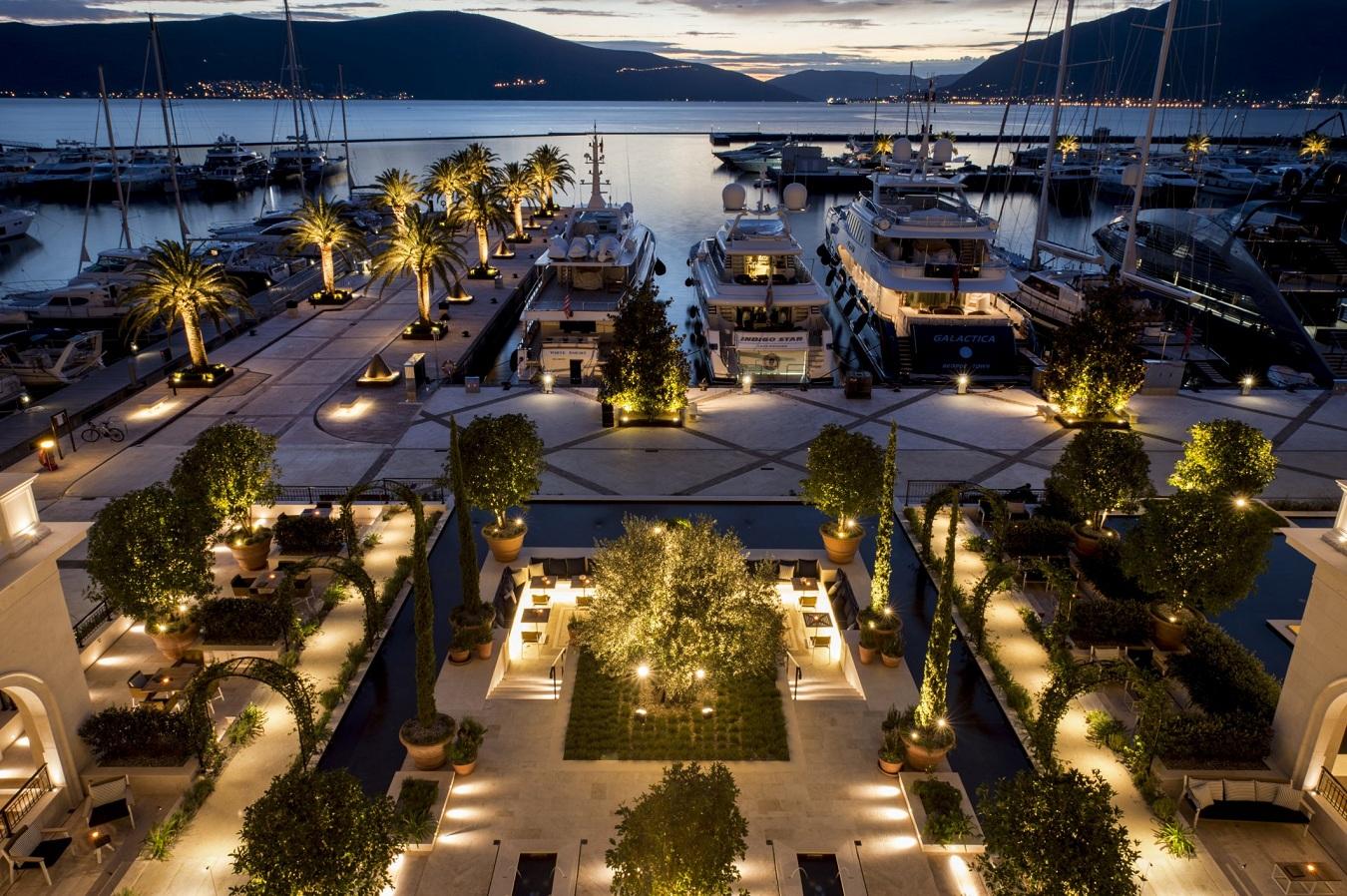 Regent Porto Montenegro Hotel & Residences Tivat