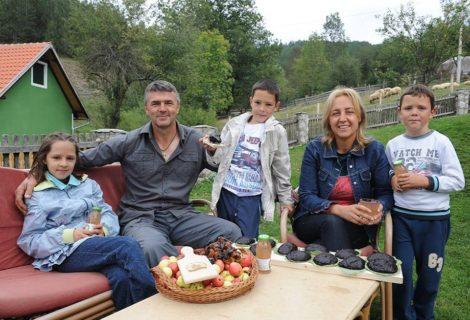 Kremna seosko domaćinstvo 140 Užice